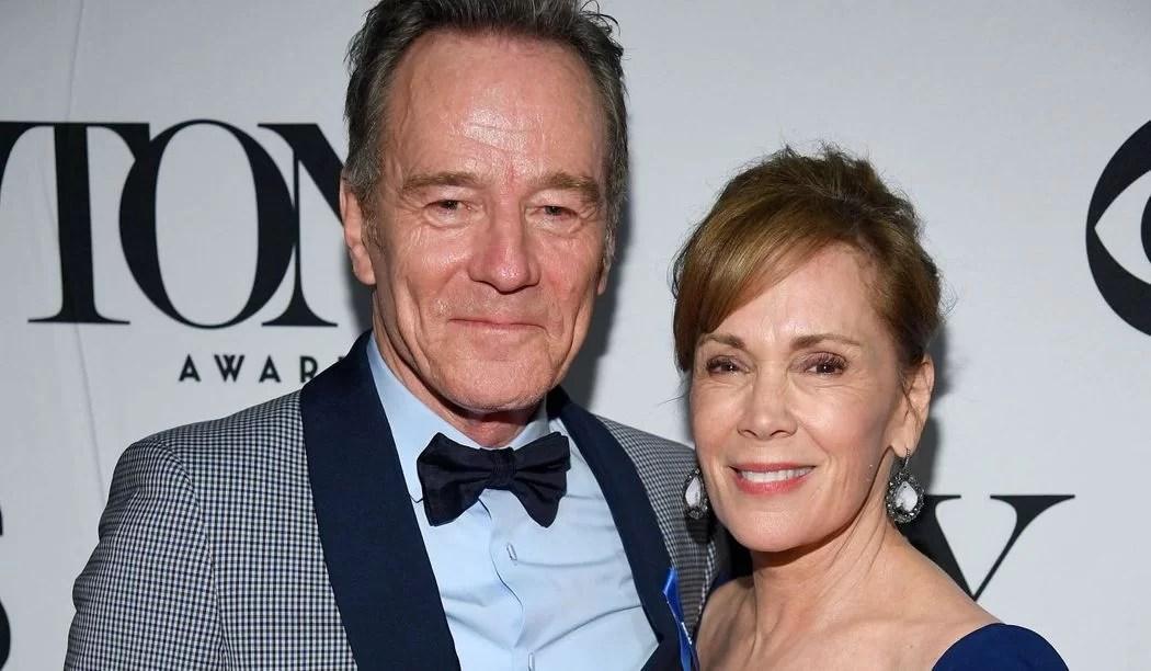 The untold truth of Bryan Cranston's wife, Robin Dearden