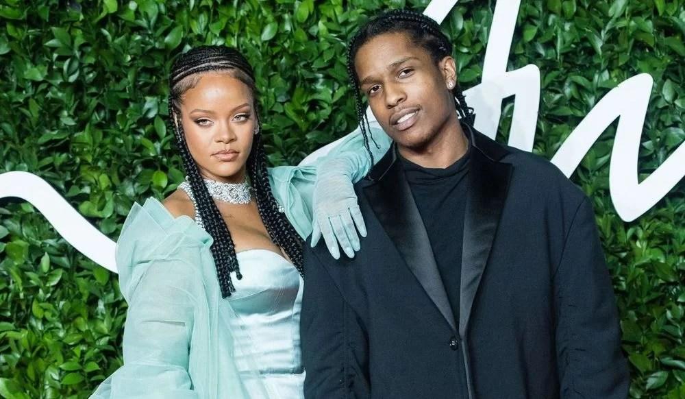 Relationship history rihanna Rihanna's Reported