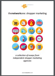 shopper marketing independent agencies