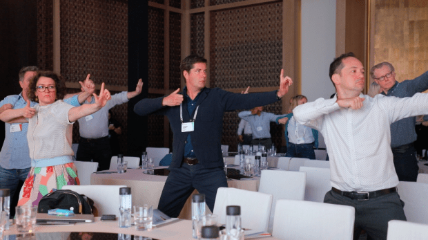 Tai Chi Indie Summit