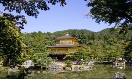 A Weekend in Japan Part 1: Kyoto
