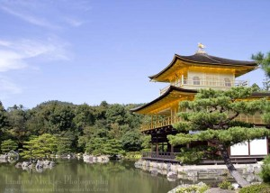 Kinkakuji (金閣寺, Golden Pavilion), Kyoto, Japan
