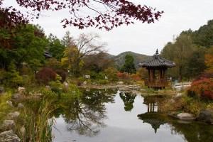 Garden of the Morning Calm, South Korea