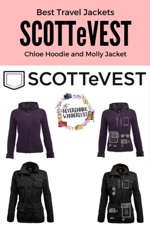 Best Travel Jackets - SCOTTeVEST