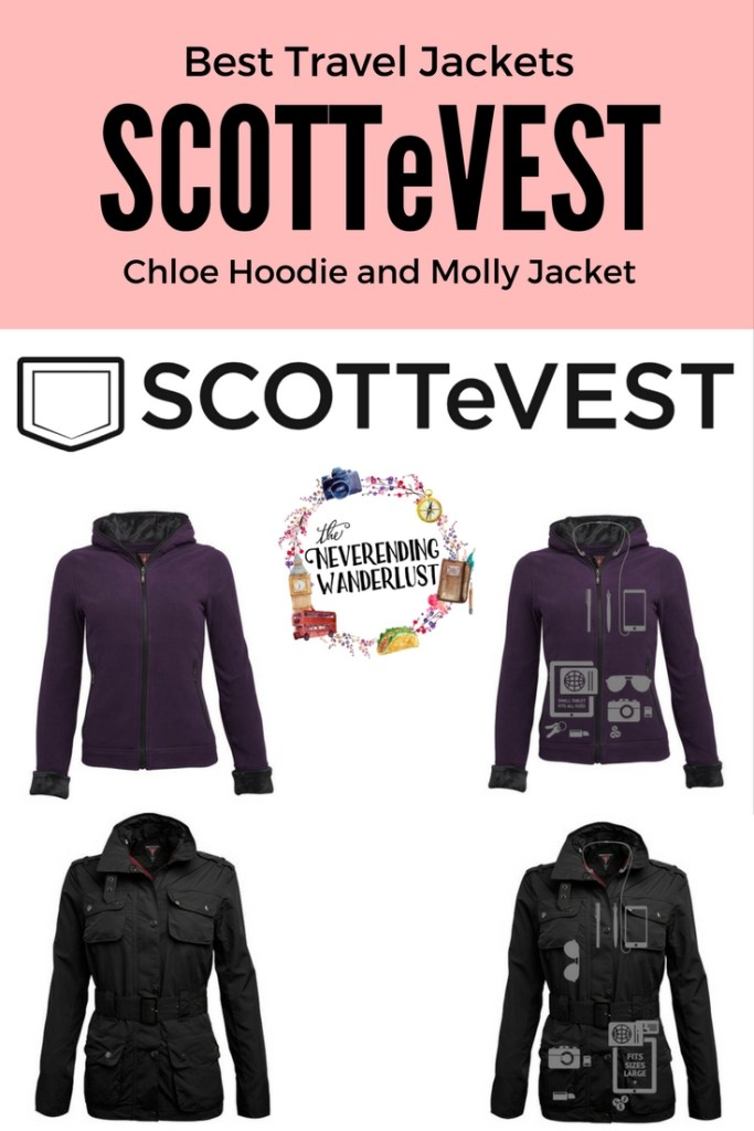 Best Travel Jackets - SCOTTeVEST
