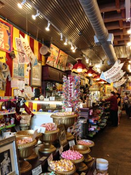 Big Top Candy Shop South Congress, Austin, Texas