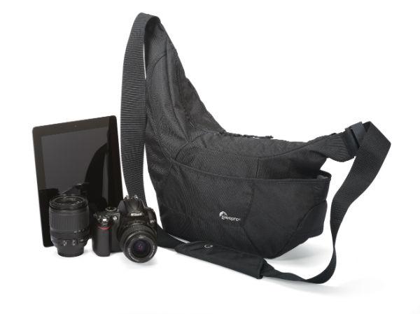 Best Camera Bag - Lowepro Passport Sling III