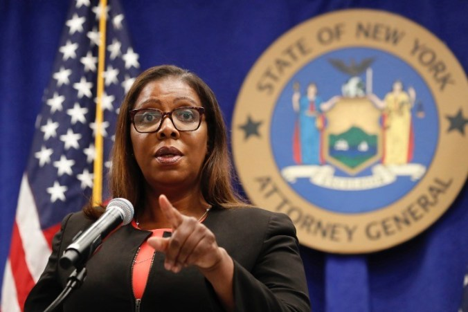New York AG Asks Judge to Scrap NRA Bankruptcy Case as Part of Effort to Dismantle Gun Group
