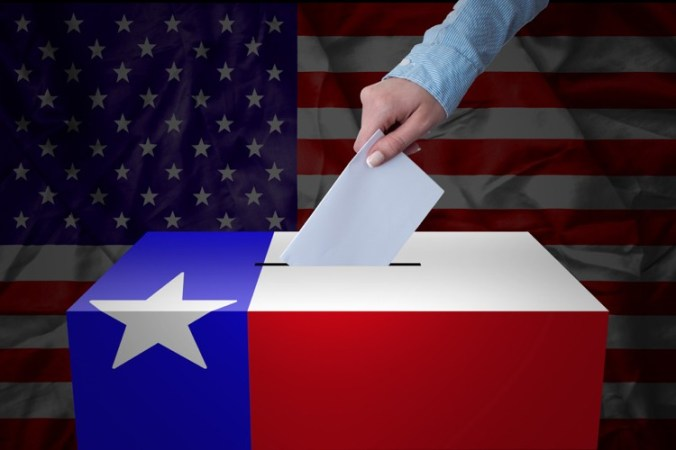 Texas Justice of the Peace Among Four Arrested in Election Fraud Investigation