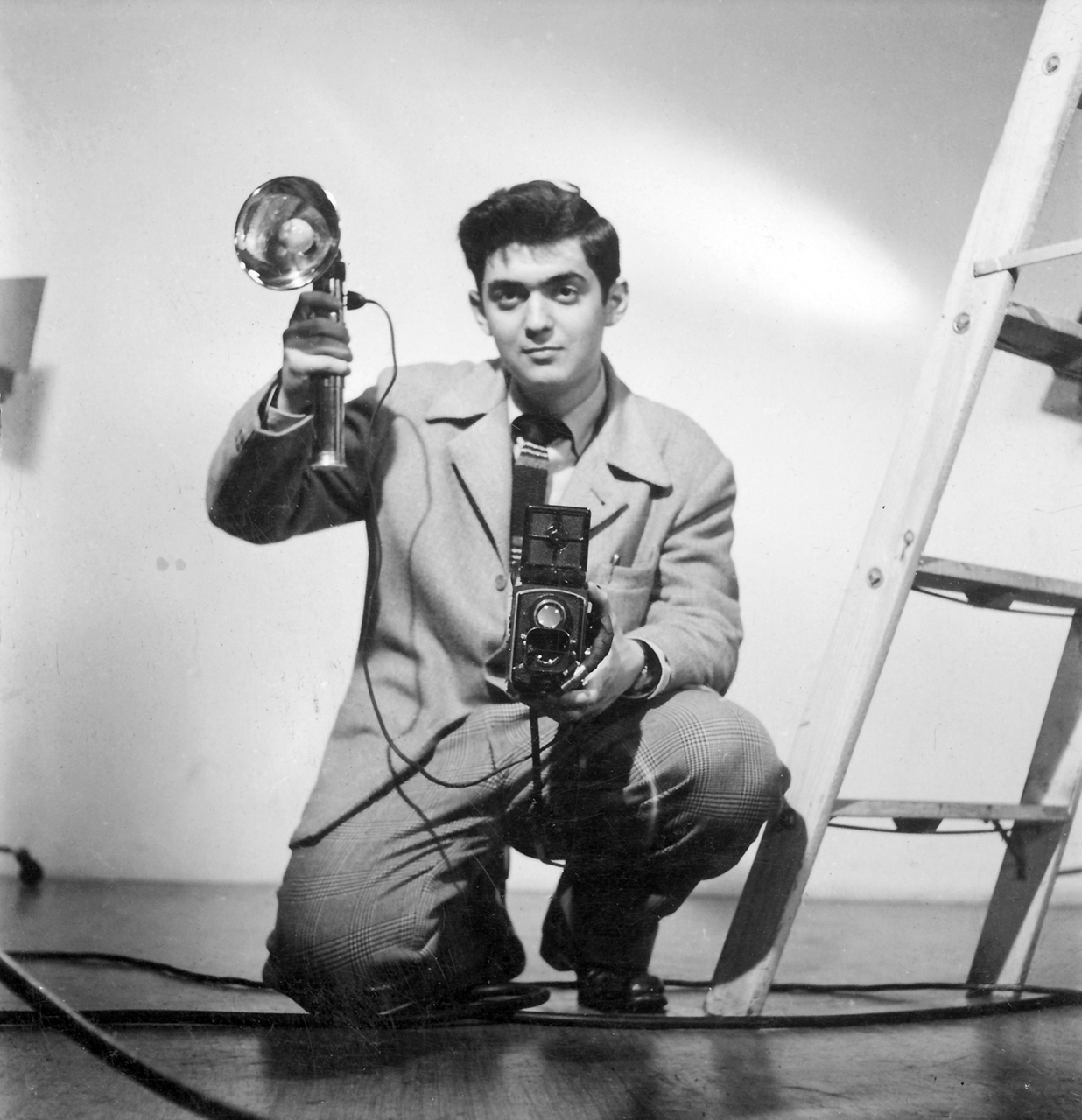 Stanley Kubrick for Look Magazine