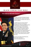 chicks who rule Michelle Howard