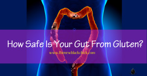 Gluten and the gut