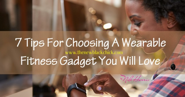Wearable Fitness Technology The New Black Chick
