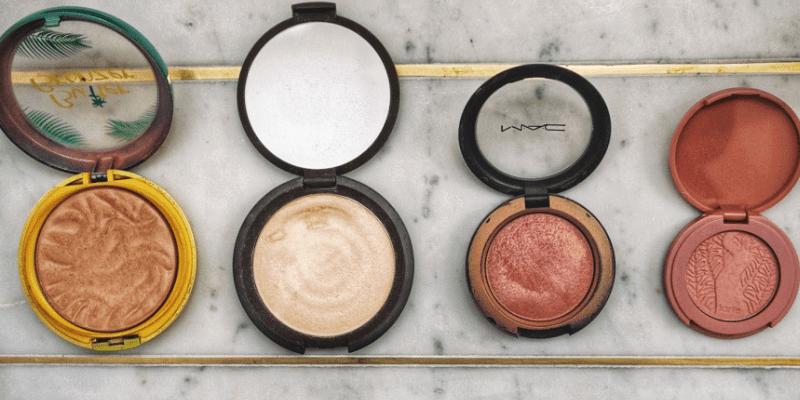 Makeup Minimalism   Project Panning   Daily Makeup Basket