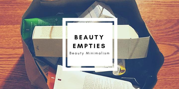 Beauty Empties