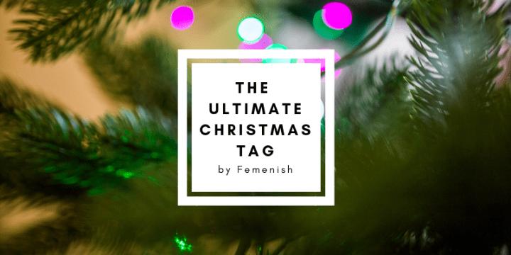The Ultimate christmas tag