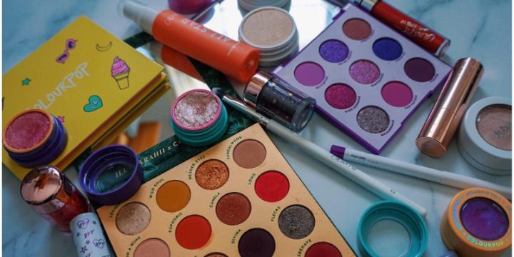 ColourPop Cosmetics Collection/Haul