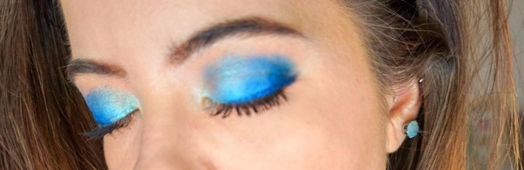 Melt Cosmetics BluePrint Stack & All Day/Everyday Eyeliner in Neptune