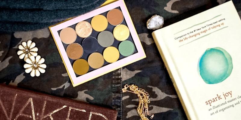 Melt Cosmetics Gemini Palette Dupe