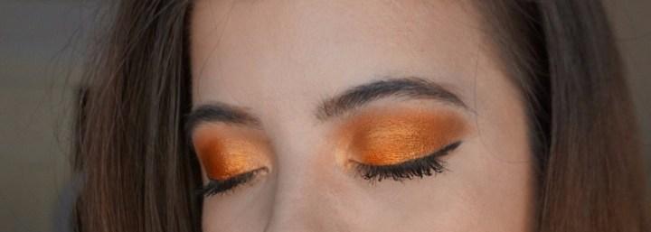Melt Cosmetics Blueprint Stack | Warm, Copper Eye