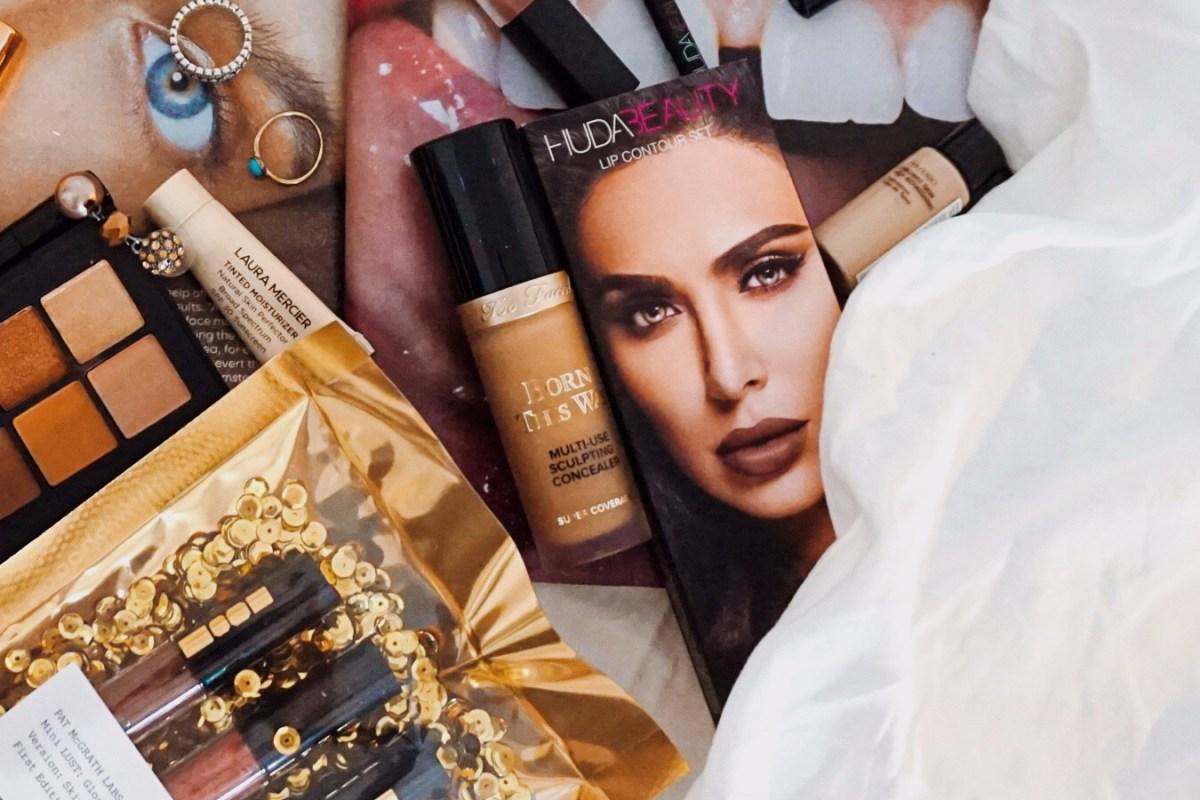 Huge Luxury Sephora Haul   Natasha Denona, Hourglass, NARS, Pat McGrath. Too Faced, Huda Beauty