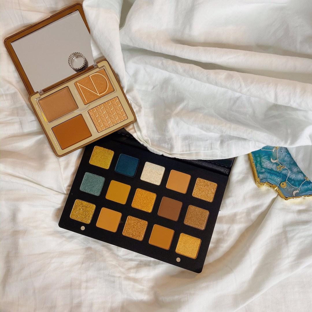 What I Got for Christmas 2019 | Natasha Denona Gold Palette & Tan & Glow Face Palette