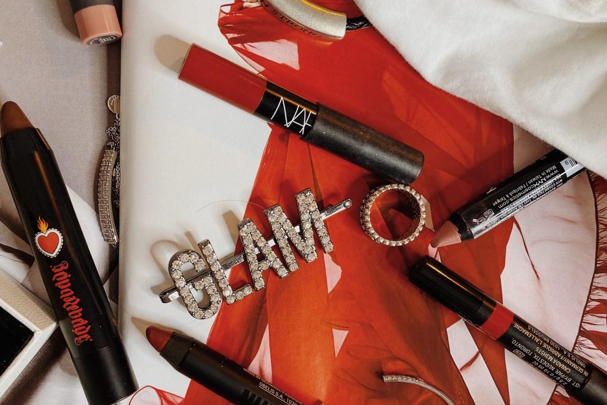 Lipstick Pencil Collection Ranking