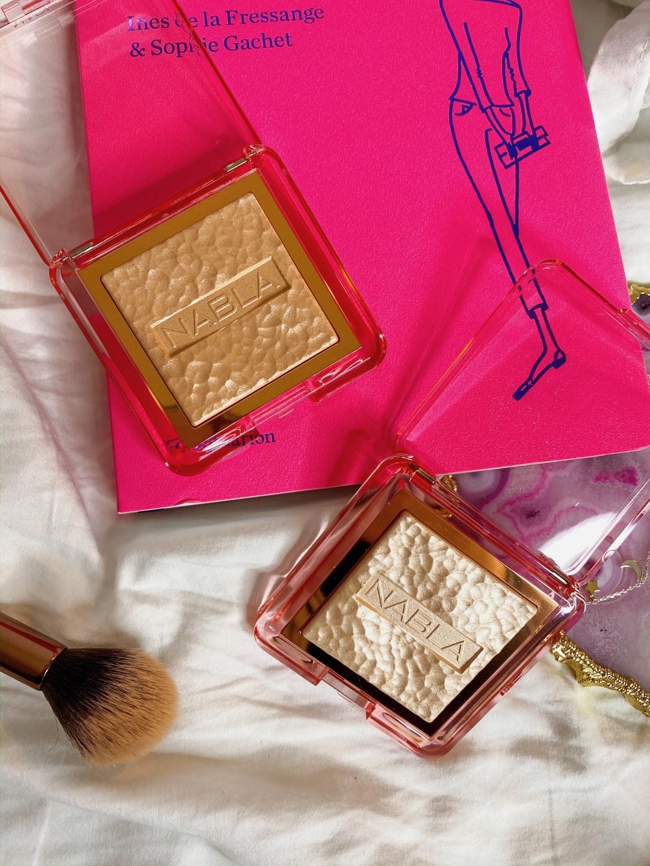 NABLA Skin Glazing Highlighters - Privilege & Ozone