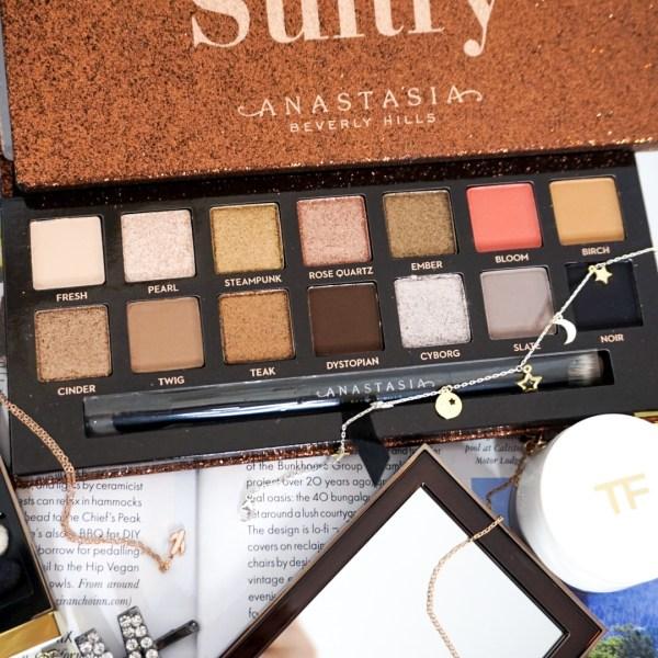Anastasia Beverly Hills Palette Ranking | Anastasia Beverly Hills Sultry Palette