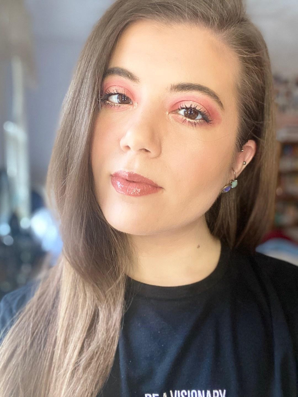 Melt Cosmetics Millennial Pinx Palette Review | Melt Cosmetics Millennial Pinx Palette Demo | Melt Cosmetics Millennial Pinx Palette Swatches