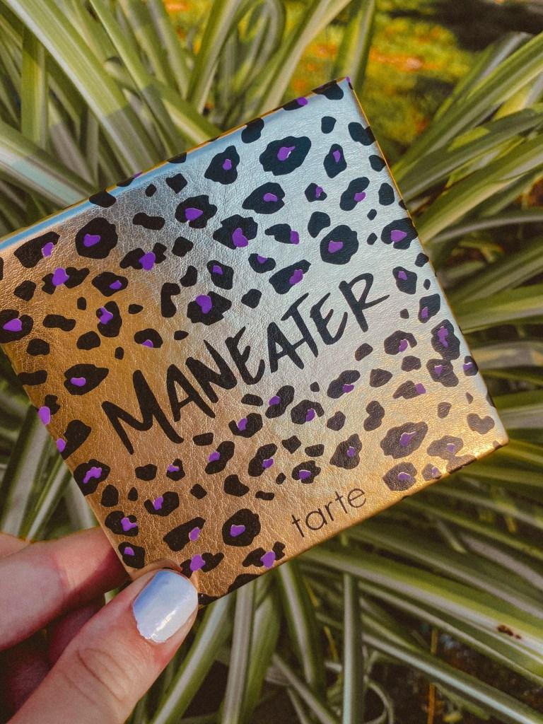 Tarte Maneater Palette Volume 2 leopard packaging