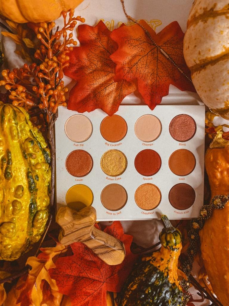 ColourPop Yes, Please Palette Review