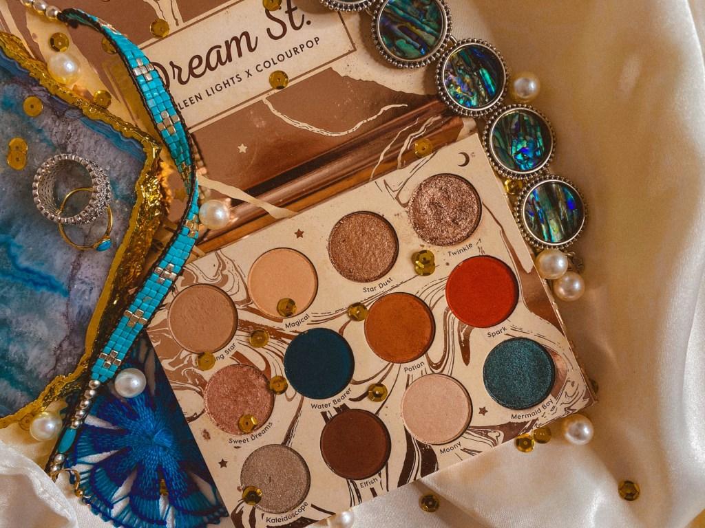 ColourPop x Kathleen Lights Dream St Palette