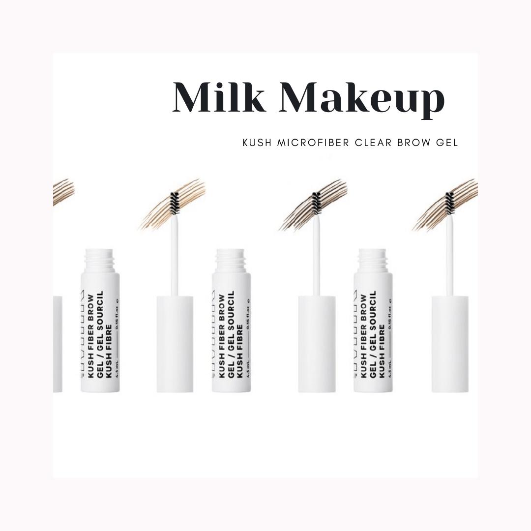Milk Makeup Kush Microfiber Clear Brow Gel