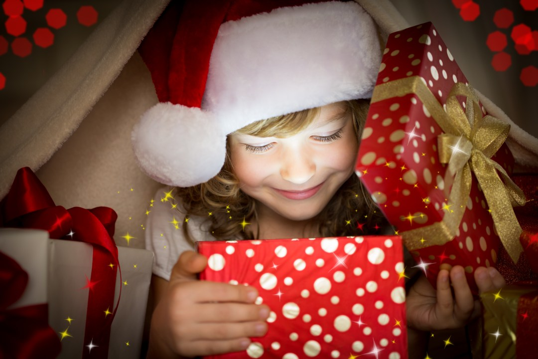 On the Second Day of Parenting : The Perfect Family Gift Guide