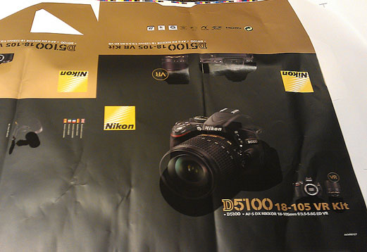 Nikon D5100 kit with an 18-105 kit Lens? « NEW CAMERA