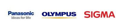 panasonic ulympus sigma logo