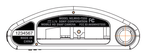 Sony New Bloggie Wi-Fi camcorder Leaked « NEW CAMERA