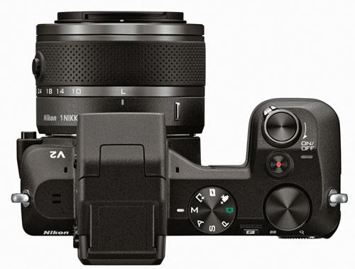 Nikon V2 Top