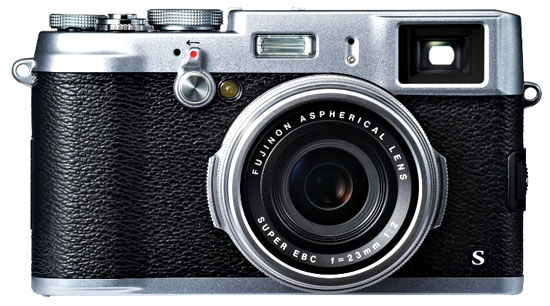Sony Cyber-shot DSC-RX100 II vs FujiFilm X100S