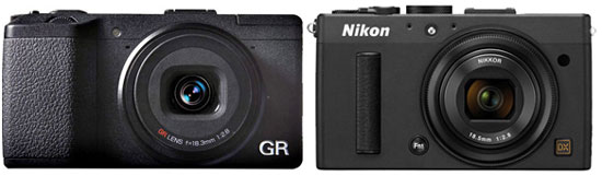 Ricoh GR vs Nikon Coolpix A