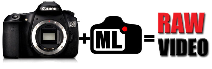 according to marekk ml forum member canon 60d can record raw video with latest magic lantern firmware take a look at the details below written by marekk