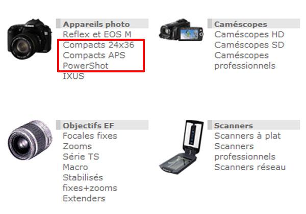 Canon APS-C Compact « NEW CAMERA