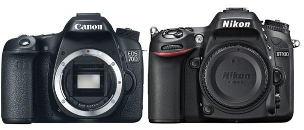 70D-vs-D7100-front