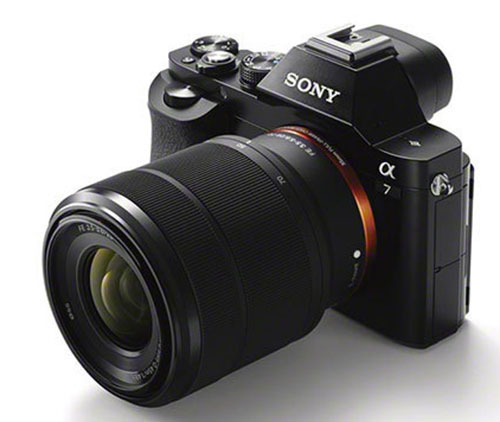 Leaked Images of Sony A7 and A7r Full-Frame Mirrorless Camera « NEW ...