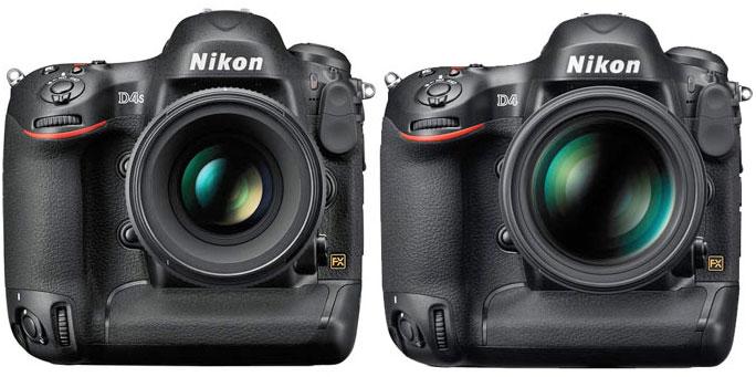Nikon-D4s-vs-Nikon-D4