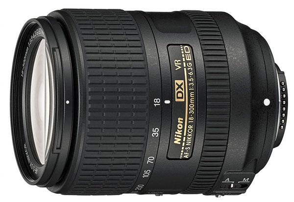 Nikon-DX-format-camera