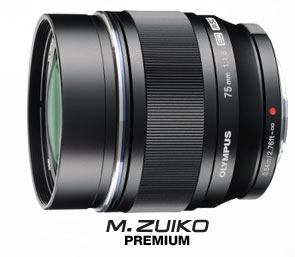 Olympus-E-M5-portrait-lens