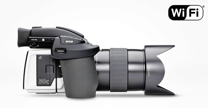 New Hasselblad H5D-50c CMOS Camera with WiFi « NEW CAMERA