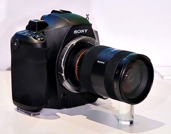 Sony big announcement on jan feb 2015 and more updates for New camera 2015